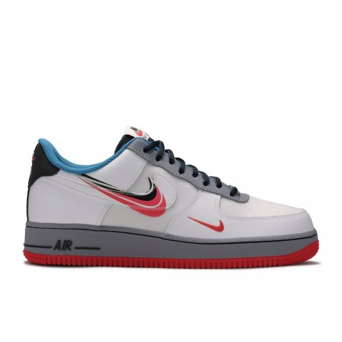Wit Nike Air Force 1 Low Time Capsule Unisex Schoenen CT1620-100