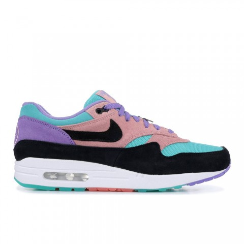 "Space Paars/Zwart Nike Air Max 1 ND ""Have A Nike Day"" Unisex Schoenen BQ8929-500"