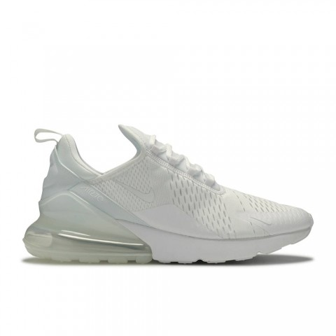 Wit, Wit, Wit Nike Air Max 270 Herenschoenen AH8050-101