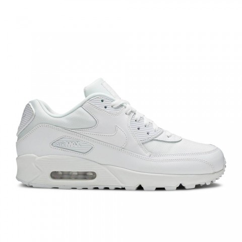 Wit/Wit/Wit Nike Air Max 90 Essential Herenschoenen 537384-111