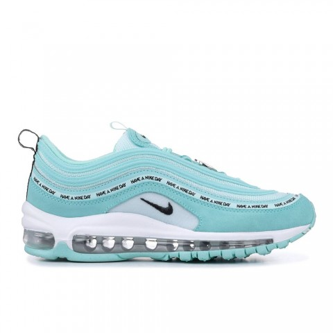 Tropical Twist/Zwart/Teal Tint/Wit Nike Air Max 97 Gs Have A Nike Day Tropical Twist Herenschoenen 923288-300